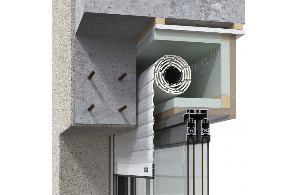 Coffre Interieur Ou Coffre Exterieur Pour Le Volet Roulant Fermeture Balcon